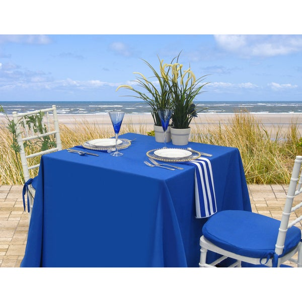 A-1 Tablecloth Company Square 90-inch Event Tablecloths (Pack of 5)