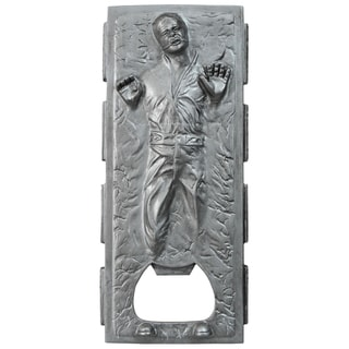 Diamond Select Star Wars Han Solo In Carbonite Bottle Opener