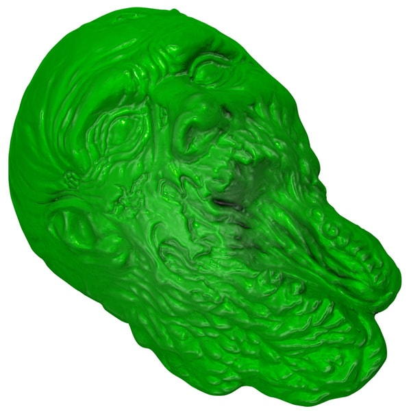 Walking Dead Zombie Gelatin Mold 10956890