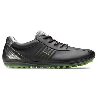 Ecco Men's Black Biom Zero Golf Shoes