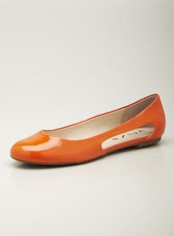 Unisa Unbarnie Side Cut Ballet Shoe