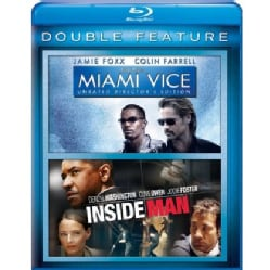 Miami Vice/Inside Man (Blu-ray Disc)