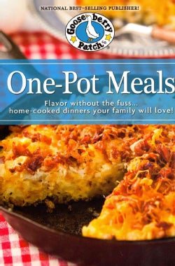 One-Pot Meals: Flavor without the fuss...home-cooked dinners your family will love! (Spiral bound)