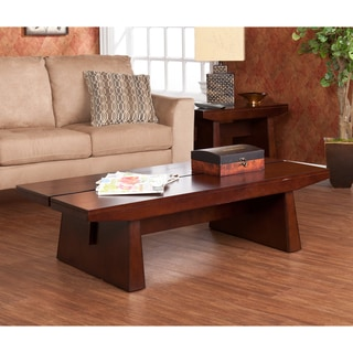 Upton Home Farrington Cocktail Coffee Table Overstock Shopping Great Deals On Upton Home