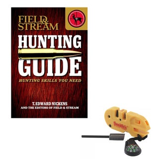 Field and Stream Hunting Skills Guide and Smith's Survival Tool