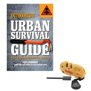 Outdoor Life Urban Survival Guide and Smith's Survival Tool