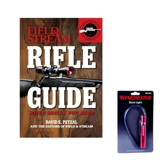 Field and Stream Rifle Guide and Dac Bore Light