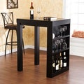 Benton Black Bistro Table