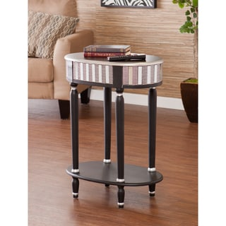 Upton Home Lawson Oval Accent/ Side Table
