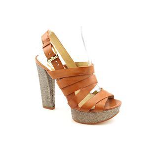 Michael Kors Women's 'Faye Platform' Leather Dress Shoes