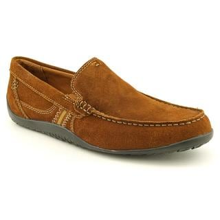 Clarks Men's 'Plateau Supreme' Regular Suede Casual Shoes