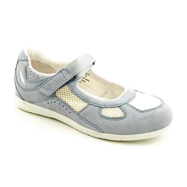 Barefoot Freedom by Drew Women's 'Delite' Leather Casual Shoes - Wide (Size 11)