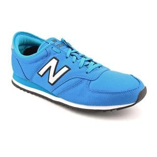 New Balance Men's 'U420' Basic Textile Casual Shoes