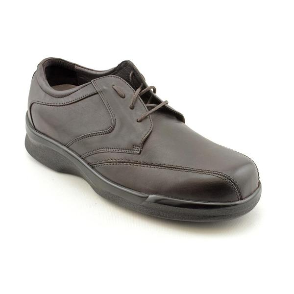 Ambulator Men's 'B2060' Leather Casual Shoes - Wide