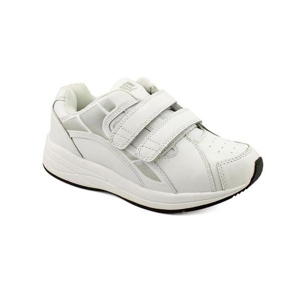 Drew Women's 'Motion Velcro' Leather Athletic Shoe - Extra Wide