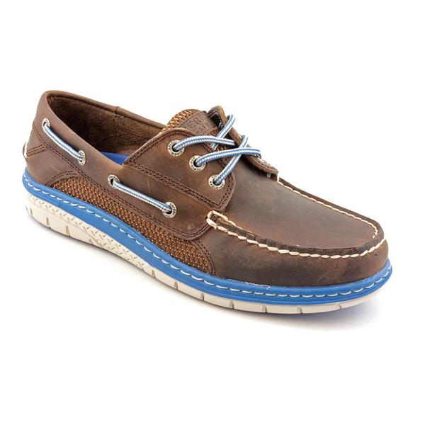 Sperry Top Sider Men's 'Billfish Ultralite 3-Eye' Leather Casual Shoes