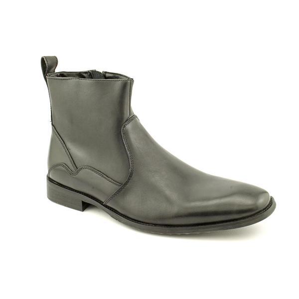Steve Madden Men's 'Faver' Leather Boots (Size 9)