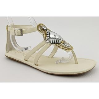 Jessica Simpson Women's 'Camille' Synthetic Sandals (Size 9)