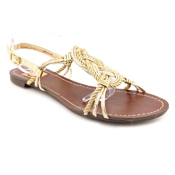 Dolce Vita Women's 'Dugan' Basic Textile Sandals (Size 10)