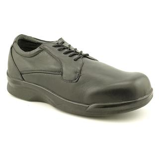 Ambulator Men's 'B2000' Leather Casual Shoes - Wide