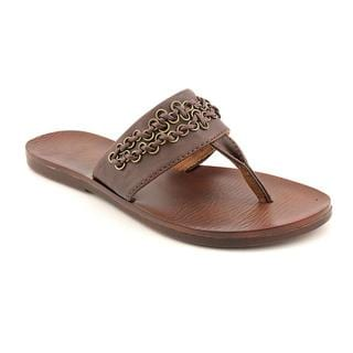 Blowfish Women's 'Skirt' Faux Leather Sandals