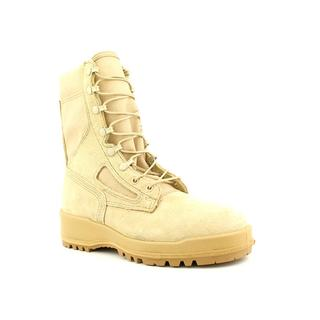 Wellco Men's 'Air Force HW' Regular Suede Boots