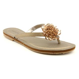Alfani Women's 'Playful' Synthetic Sandals (Size 5.5)