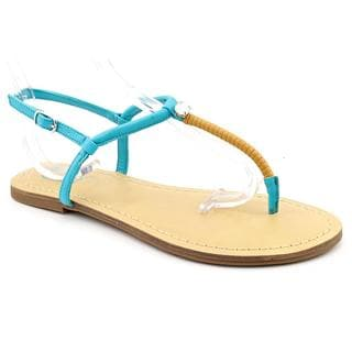 Carlos Santana Women's 'Twist' Synthetic Sandals