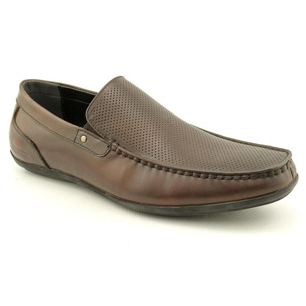 Kenneth Cole Reaction Men's 'Super-Human' Leather Casual Shoes