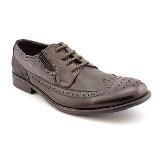 Kenneth Cole Reaction Men's 'Men Of Means' Leather Casual Shoes