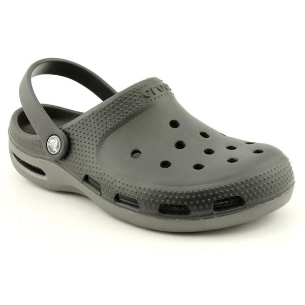 Crocs Men's 'Duet Core Plus Clog' Synthetic Casual Shoes