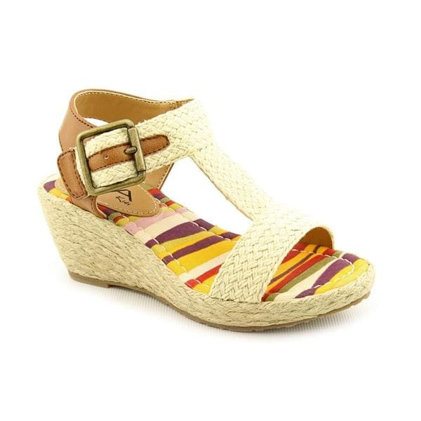 Mia Kids Girl (Youth)'s 'Rachel' Fabric Sandals