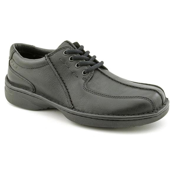 Clarks Men's 'Childers Gate' Leather Casual Shoes