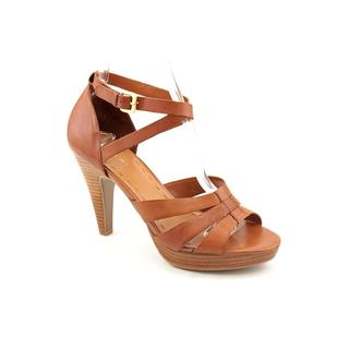 Tahari Women's 'Trina' Leather Sandals