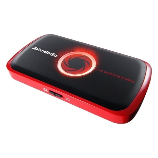 AVerMedia Live Gamer Portable USB Capture Box