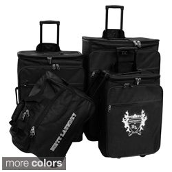 Dirty Laundry II 4-piece Luggage/ Laundry Set