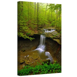 David Liam Kyle 'Water Falls' Gallery-Wrapped Canvas