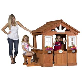 Backyard Discovery Scenic Play House