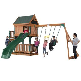 Backyard Discovery Brookhaven Playset