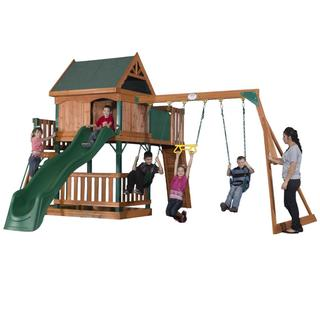 Backyard Discovery Hawkeye Playset