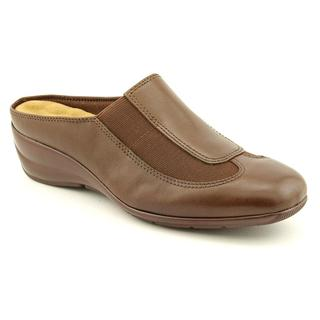 Walking Cradles Women's 'Jolt' Leather Dress Shoes - Wide (Size 5.5