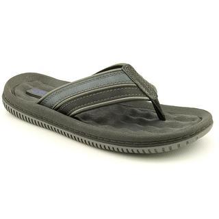 Kenneth Cole Reaction Men's 'Flip the Switch' Basic Textile Sandals