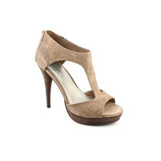 Fergie Women's 'Kitana' Leather Dress Shoes (Size 10)