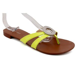 Nine West Women's 'Racket' Man-Made Patent-Leather Sandals