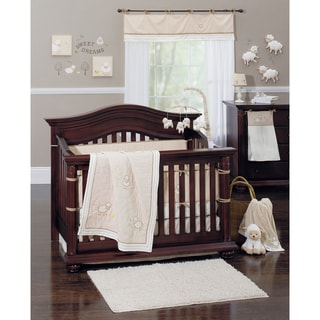 Crown Crafts Little Lamb 15-piece Crib Bedding Set