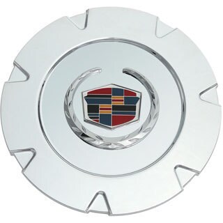 Oxgord Copy of Cadillac Escalade '07 Chrome Rev Logo Center Cap