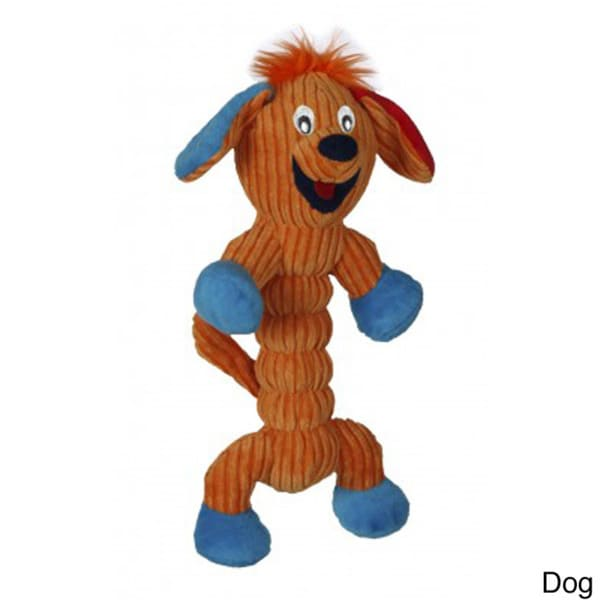 Charming Pet Products Large Plush Zonkers Toy