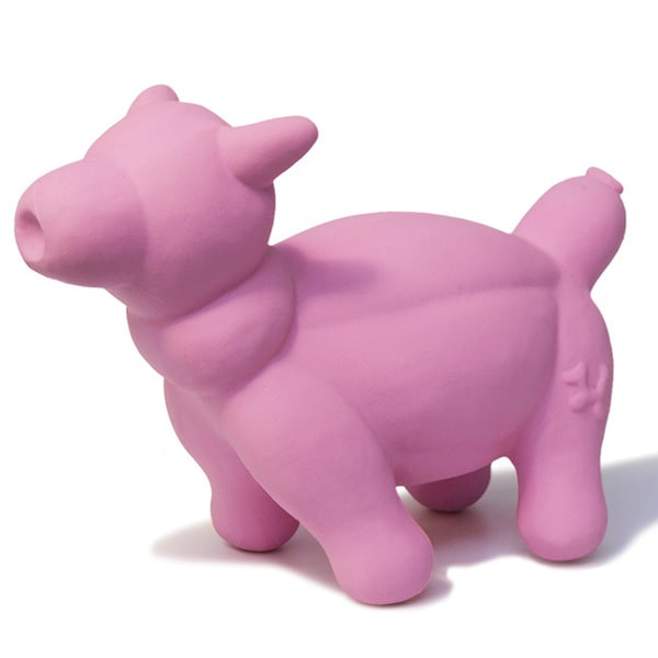 Charming Pet Products Balloon Pig Toy