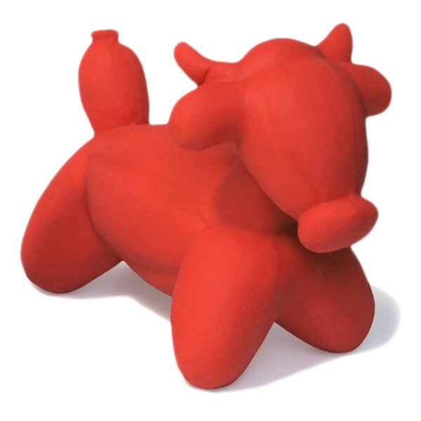 Charming Pet Products Balloon Bull Toy