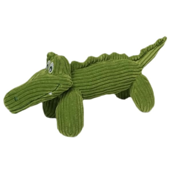 Charming Pet Products Plush Corduroy Gary the Gator